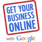 Get your business online with Google logo